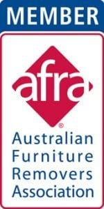 Afra Accredited furniture removalist